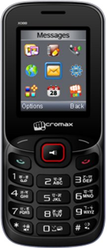 Micromax X088 Red