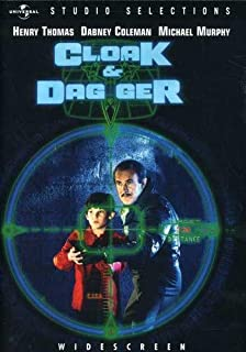 Cloak & Dagger by Henry Thomas