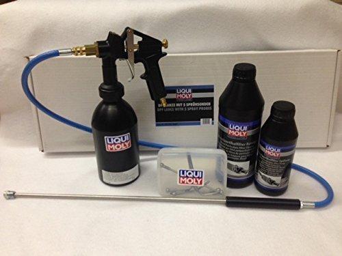 Preisvergleich Produktbild Liqui Moly Pro-Line Diesel Partikelfilter Reinigungsset von Liqui Moly Pro-Line