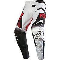Pantaloni Motocross Fox 2016 360 Shiv Nero-Bianco (32 Vita =