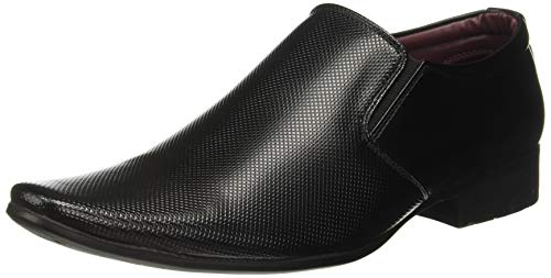 BATA Men's Print Slipon Formal Shoes