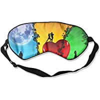 Eye Mask Eyeshade Everybody Needs Love Sleep Mask Blindfold Eyepatch Adjustable Head Strap preisvergleich bei billige-tabletten.eu