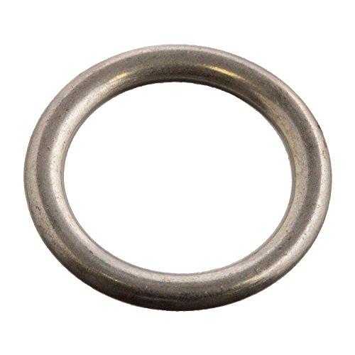 febi bilstein 39733 Seal Ring for oil drain plug, pack of one