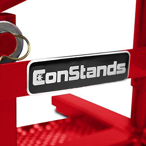 ConStands Moto Cross Ständer Motocross/Supermoto/Enduro rot Beta RR Enduro 4T 125/ LC -