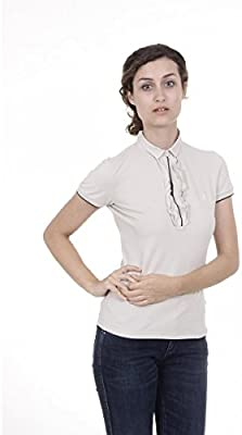 Fred Perry Fred Perry Womens Polo 31162299 0040 BEIGE