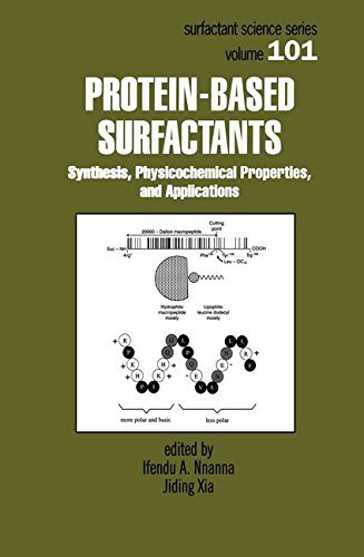 Protein-Based Surfactants: Synthesis: Physicochemical Properties, and Applications (Surfactant Science)