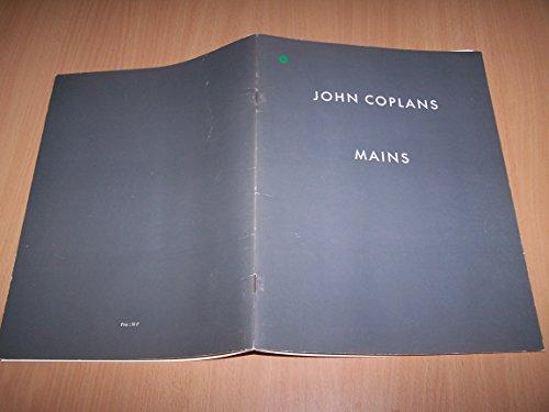 MAINS - Catalogue pour les expositions Nantes, Salon d'Angle, 27 janv. 28 fév. 1989, Abbaye de Bouchemaine, 3 mars-15 avr. 1989 - 12 photos de mains