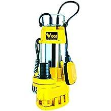 Vigor VE750 SUB - En Acero Eléctrico Hierro / Cast Para Las Aguas Residuales, De 2 Pulgadas F