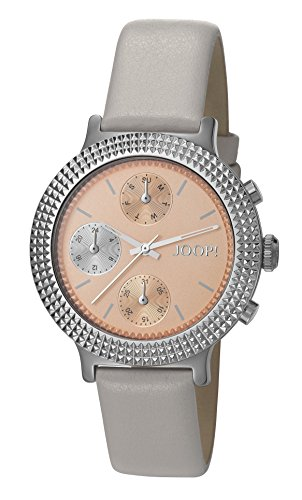 JOOP! Timewear Women's Analogue Watch with multicolour Dial Analogue Display - JP101852001