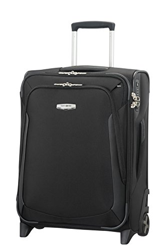 Samsonite X\'BLADE 3.0 Upright 55/20 Strict Koffer, 44 Liter, Schwarz