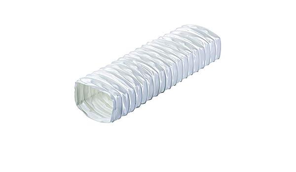 flexibel Flachkanal Kunststoff 110x55 mm L/änge 3 m