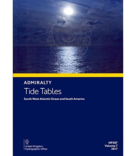 Tide Table 7 - South West Atlantic Ocean & South America 2017