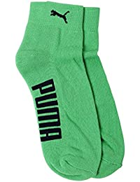 Puma Men's Solid Athletic Socks (Pack of 2)