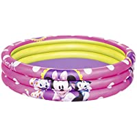 Bestway Mickey Mouse 3 Layer Inflatable Pool 152x30 cm By Bestway - 91066