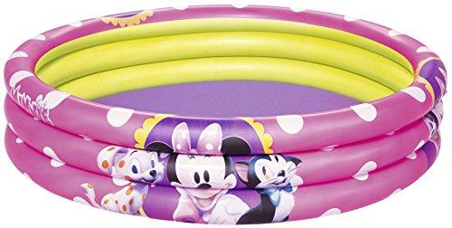 Bestway Minnie Planschbecken, 152 x 30 cm (Mouse Mickey Lädt)