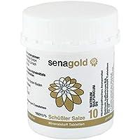 Schüßler Salz Nr.10 - Natrium sulfuricum D6-400 Tabletten, glutenfrei preisvergleich bei billige-tabletten.eu