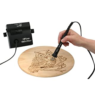 Fire Writer pyrography tool by Antex (RXV82TJ00)