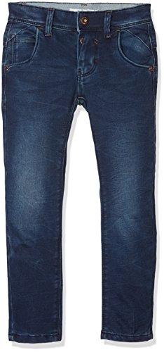 NAME IT Jungen Jeans Nitthorsten Slim Dnm Pant Nmt Noos, Blau (Dark Blue Denim), 134