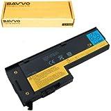 Bavvo Batería de Ordenador 4-células compatible con IBM LENOVO ThinkPad X60 X60s X61 7673 X61s 7669 series 92P1163 92P1164
