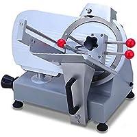 WY-Slicer Cortadora eléctrica para Alimentos Chopper Precision 25cm Cuchilla de Acero Inoxidable 250 W