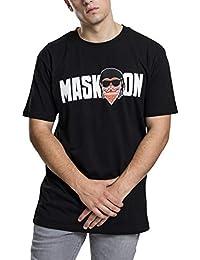 Mister té Hombre on Mask Off tee – Camiseta 87a976aa5ea