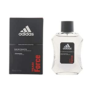 Adidas Team Force - Eau De Toilette Vaporisateur 3.4 Oz. (100 Ml) - Pour Homme
