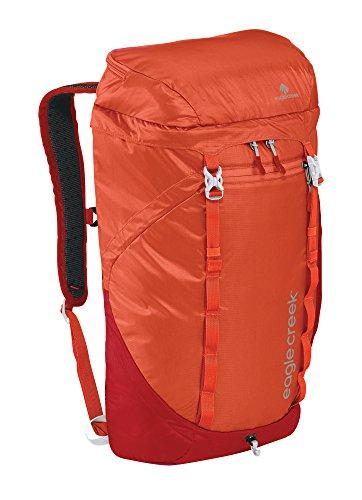 Eagle Creek eac 60311136Ready Go Pack 25L Or à dos de randonnée, nylon, Orange, 55cm