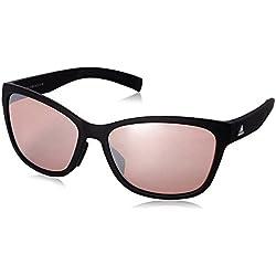 Damen Sonnenbrille adidas Sport eyewear excalate black matt Sonnenbrille