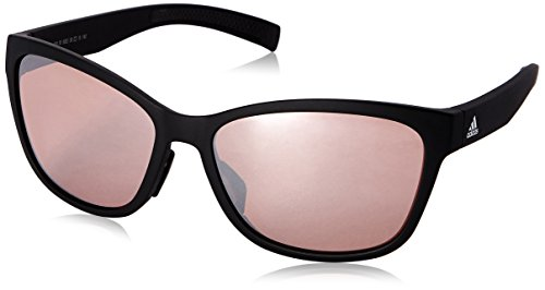 adidas Eyewear-EXCALATE, Black Matt, Gr. LST Active Silver/CAT3