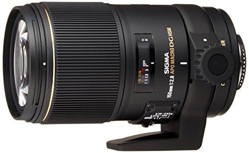 Sigma Objectif Macro 150 mm F2,8 EX DG APO OS HSM - Monture Nikon