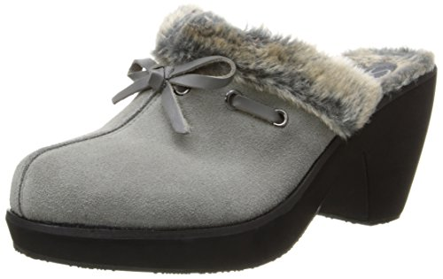 Skechers Disco Bunny-Boogie Down Clog Charcoal