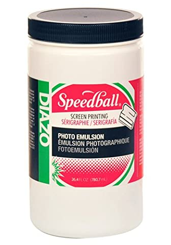 Speedball Diazo Photo Emulsion 26.4oz-