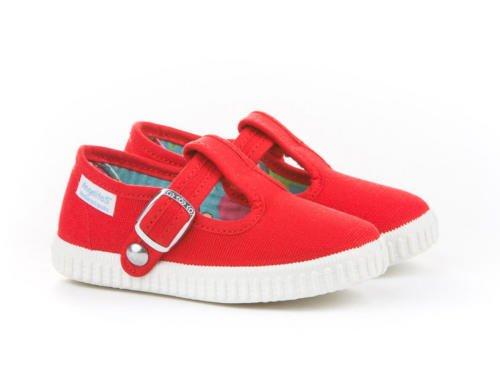 ANGELITOS , Jungen Sneaker Rot