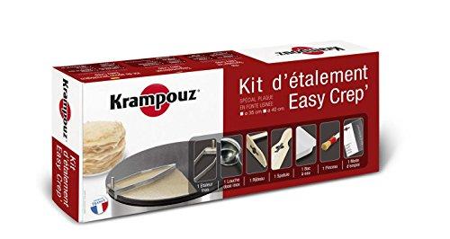 KRAMPOUZ Kit d'Étalement de pâte Diamètre 35cm