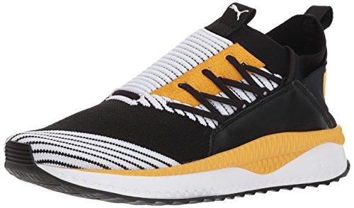 Puma sneakers tsugi jun nero-bianco-oro 365489-10 (43 - nero)