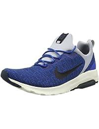 Nike Air Max Muri Prem, Chaussures de Gymnastique Homme, Bleu (Binary Blue/Binary Blue/Sail/Black), 46 EU