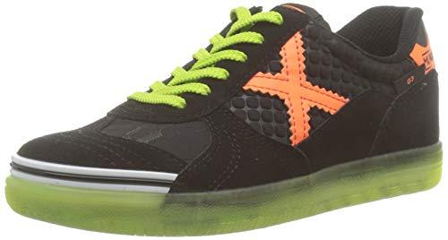 Munich G-3 Kid Glow 40, Zapatillas de Deporte para Niñas, Multicolor 040, 33 EU