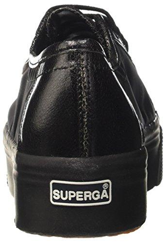 Superga 2790-Netw, Sneaker Donna Nero