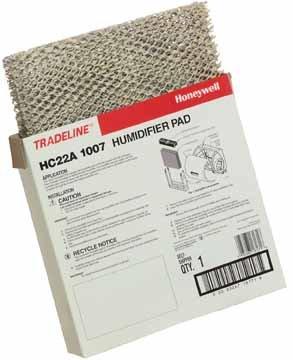 Honeywell, Inc. hc22a1007Ersatz Pad Filter für Luftbefeuchter -