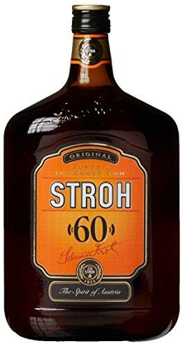 Stroh Rum Original 60{ddead231ddc6ef287b9f6d930eb04f09fe1ba6ae642d1e2c0201211d5af1229c} (1 x 1 l)