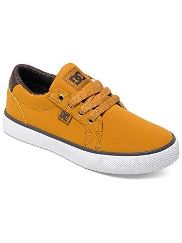 DC Shoes Council, Scarpe da Ginnastica Bambino Marrone