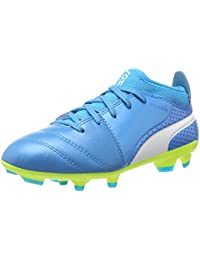 Puma One 17.3 FG Jr, Chaussures de Football Mixte Enfant