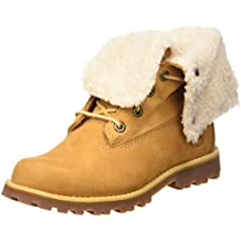 Unisex-Kinder Authentics Rollkragen Schuhe