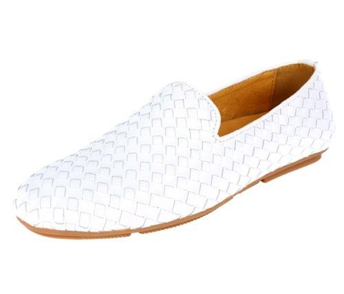 Allen Edmonds Loafer (Dilize , Herren Mokkasins, weiß - weiß - Größe: 44)