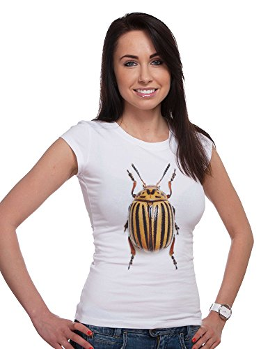 womens-t-shirt-colorado-potato-beetle-photo