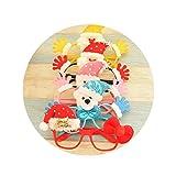 AieniD Spielzeug Weihnachtsdekoration Tischdekoration Weihnachtsbrillen Für Kinder Weihnachten Girlande Rotroter Brief