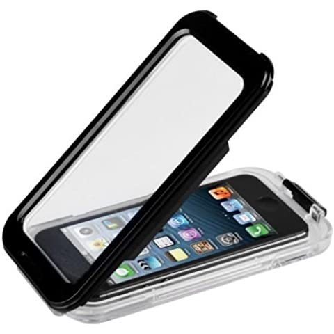 Mondpalast ® Funda carcasa acuatica sumergible para Iphone 5S 5C 5 4S 4