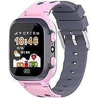 Smartwatch Kinder Wasserdicht Telefon Uhr Mode wasserdichte schnalle verschluss positionierung kinder smart watch Running GPS-Geräte