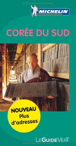 Guide Vert Corée du Sud par Collectif Michelin