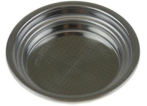 Krups MS-623766 Filtereinsatz (1Tassen) für Espresso-Siebträger